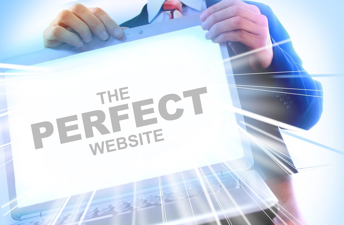developing the perfect website