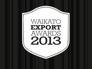 Waikato Export Awards 2013-Logo
