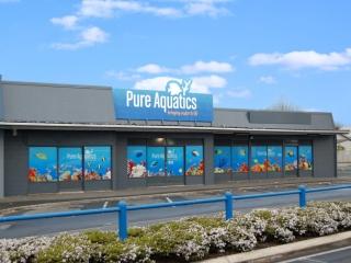 Pure Aquatics Shop Front