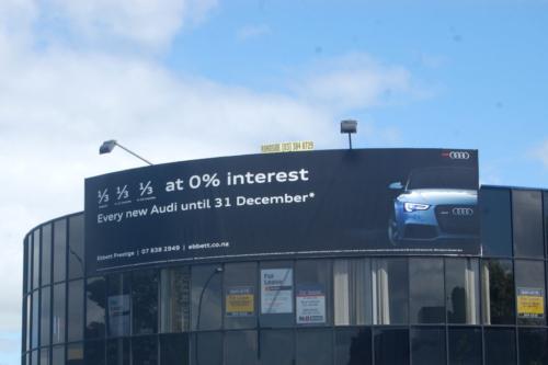 Ebbett Prestige Billboard 1