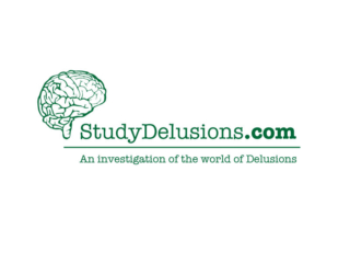 study delusions logo design