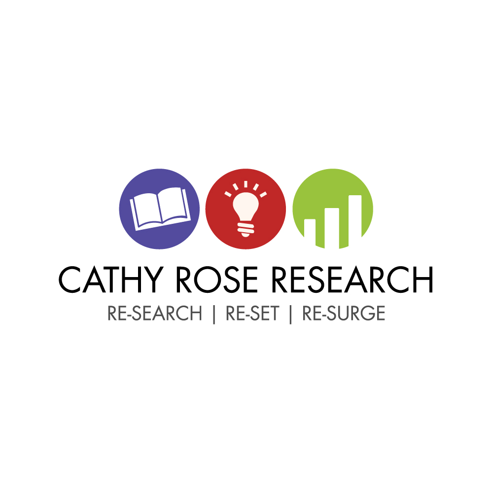 Cathy Rose Research Logo