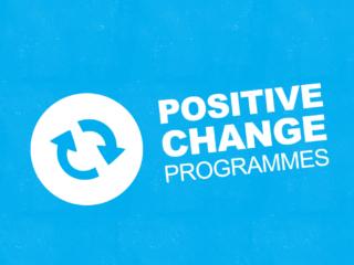 Positive Change Programmes Logo
